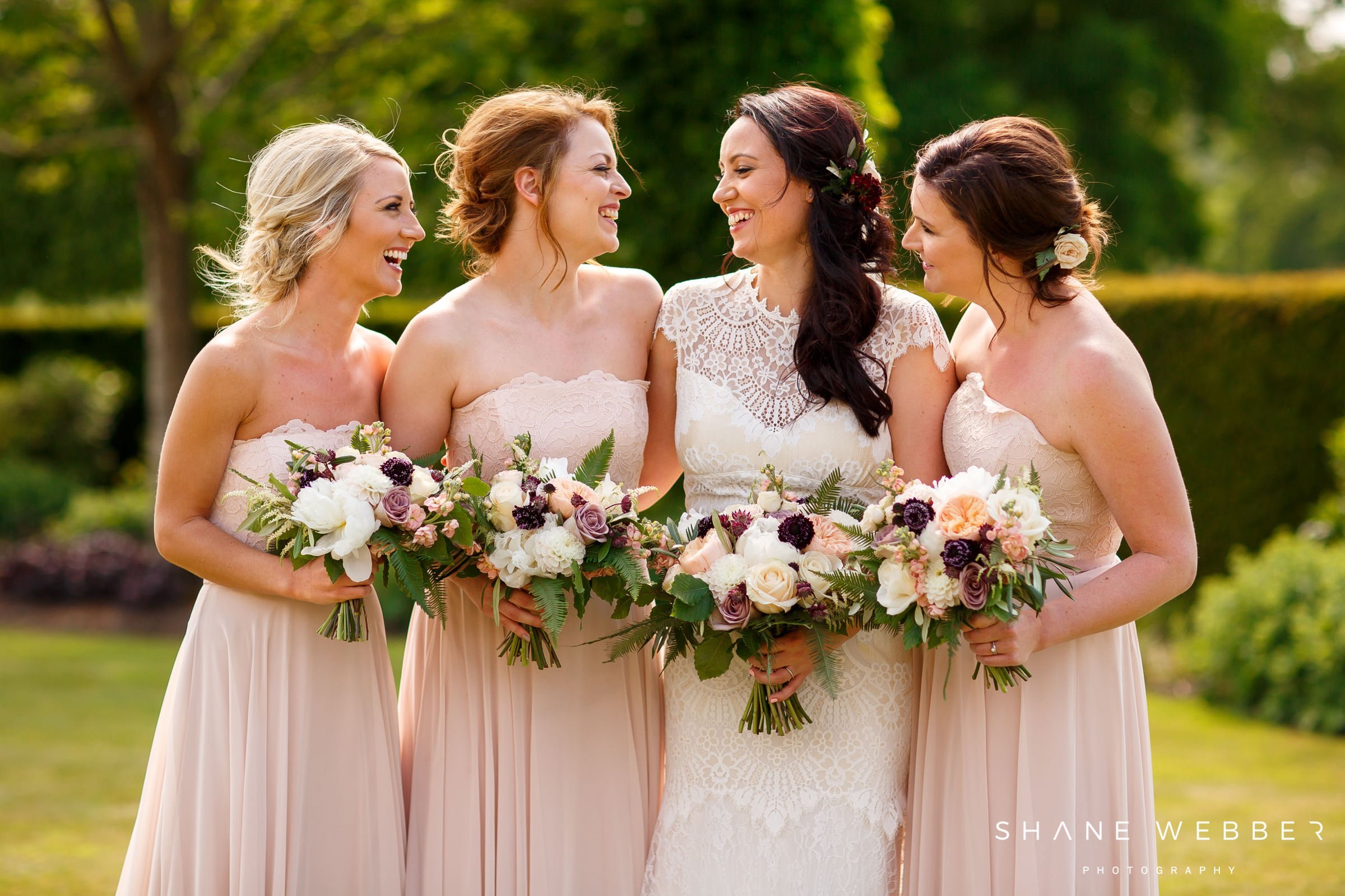bridesmaids photo
