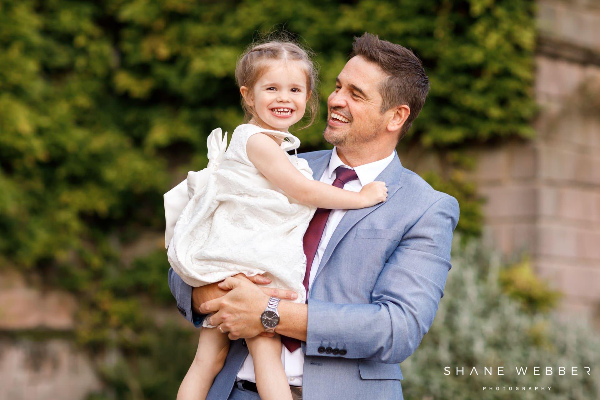 Natural Lancashire wedding