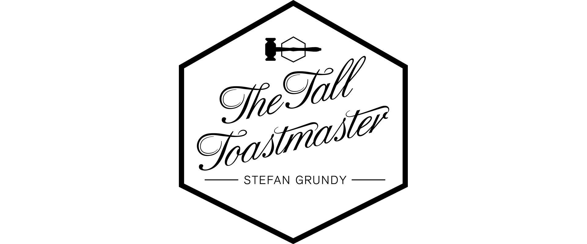 The Tall Toastmaster Logo