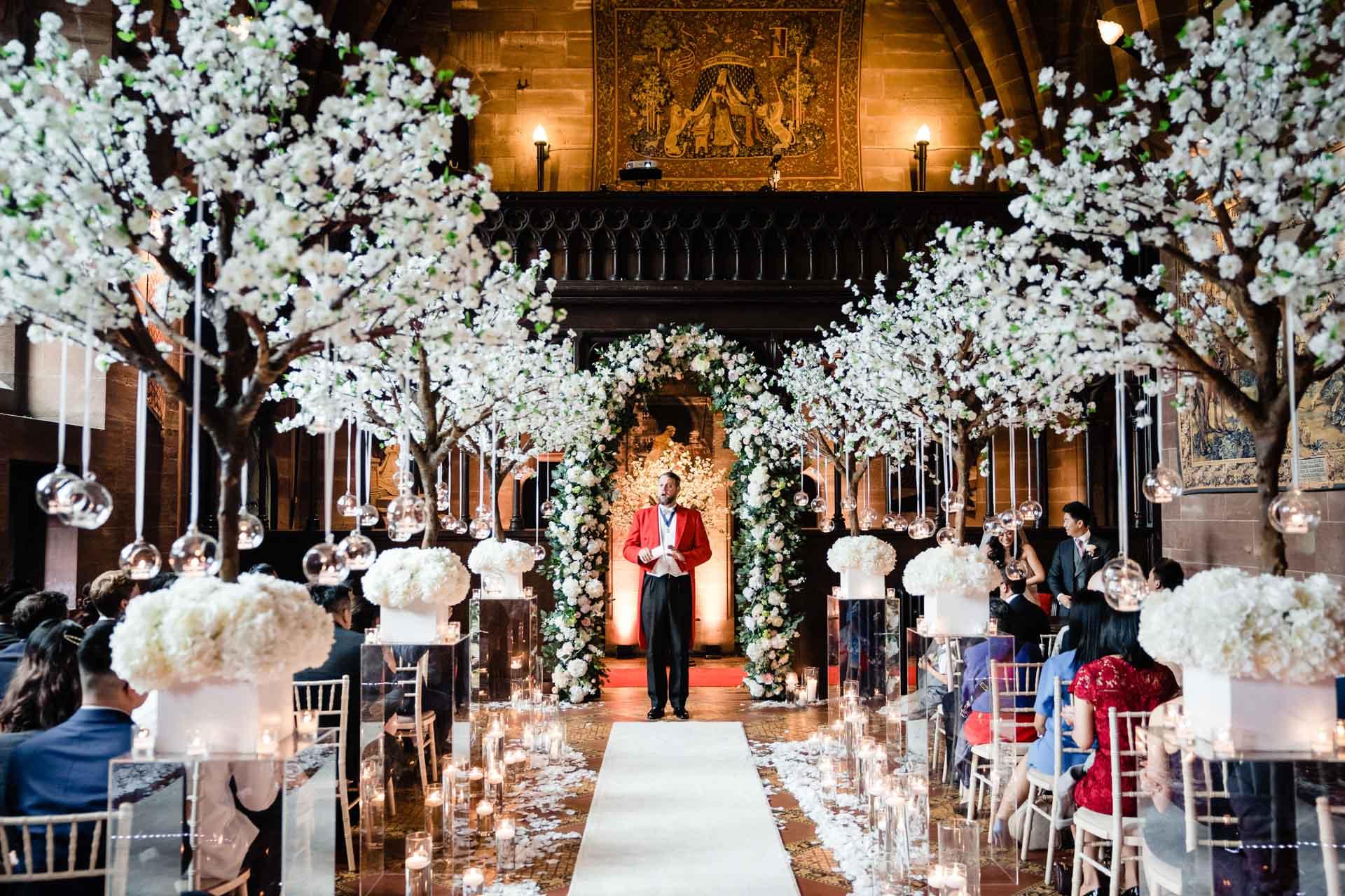 peckforton castle wedding toastmaster
