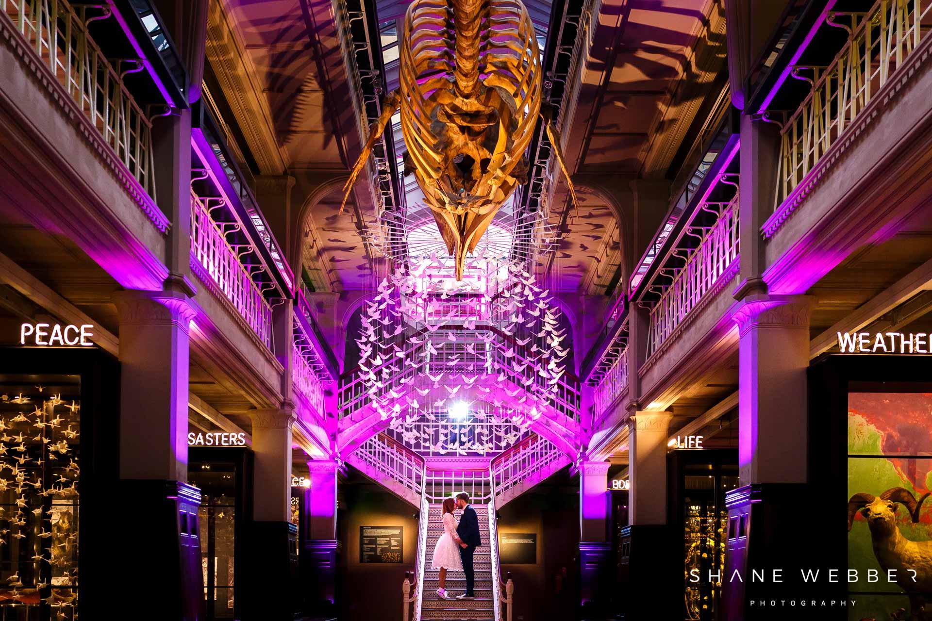 Best Manchester city centre wedding venue