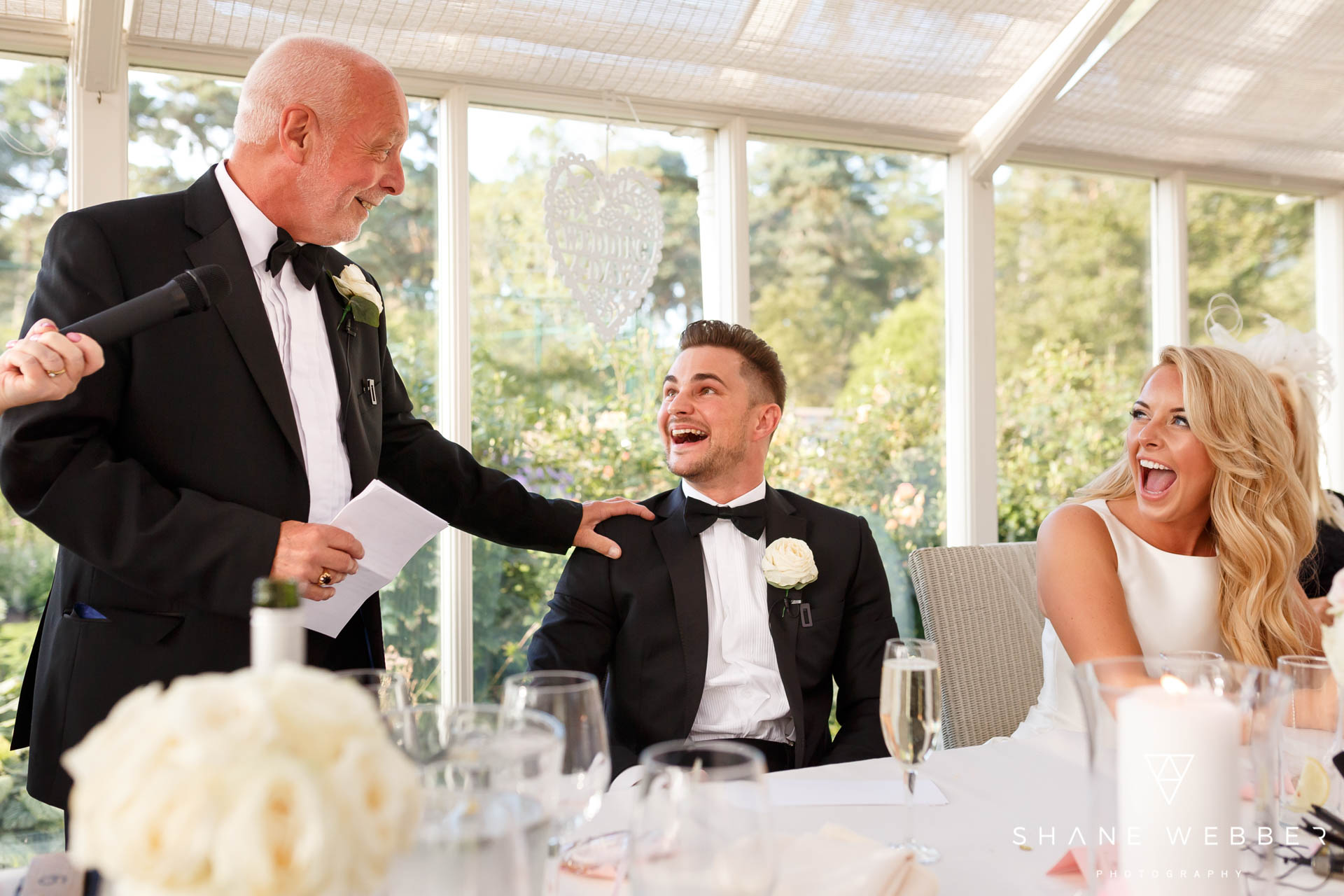 award winning wedding planner in Cheshire