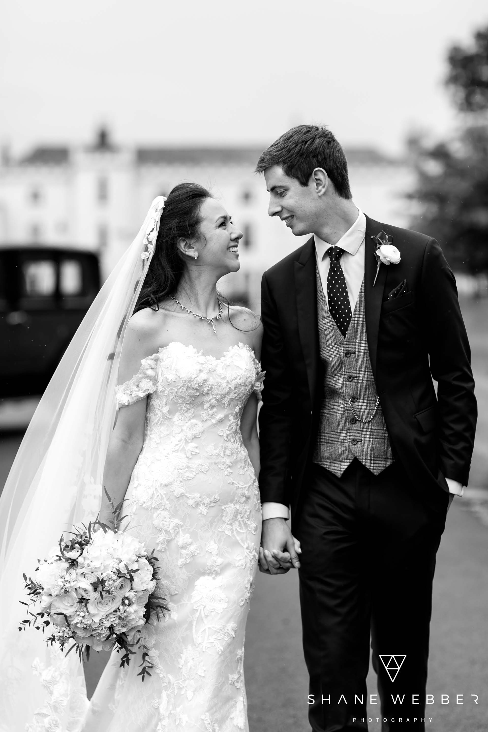 Combermere Abbey wedding planned by Charlotte Elise weddings and events